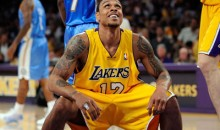 Shannon Brown's dangerous dunk fail